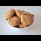 Фото Пресное овсяное печенье с изюмом