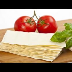 Рецепт: Паста для лазаньи