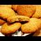 Фото Печенье из овсяной муки с медом