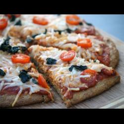 Фото Пицца диетическая
