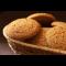 Фото Соленое печенье с ламинарией