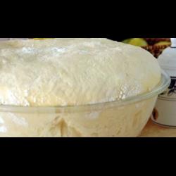Рецепт: Сдобное тесто для ленивых хозяек