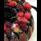 Фото Мокрый шоколадный торт на 8 марта
