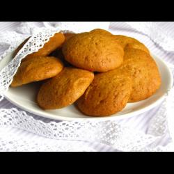 """Рецепт: Печенье """"Тыквенное"""""""