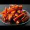 Фото Морковь, запеченная в духовке