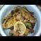Фото Сочная курица, запеченная на углях