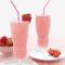 Фото Молочный коктейль из клубничного мороженого