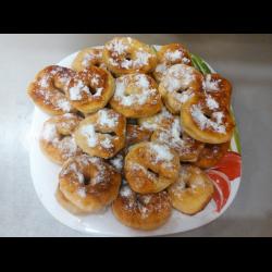 пончики на сыворотке рецепт с фото