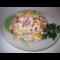 Фото Консервированный салат из фасоли