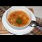 Фото Суп из красной чечевицы с копченой курицей
