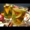 Фото Напиток с яблоком, мятой и корицей