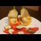 Фото Кораблики из картошки и перца