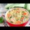 Фото Сырный суп с форелью