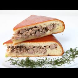 Рецепт: Пирог с мясом