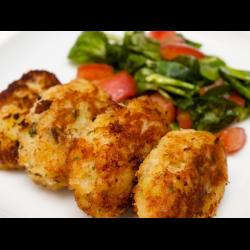 Рецепт: Тефтели из рыбных консервов