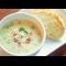 Фото Сырный овощной суп