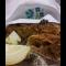 Фото Пшенично-ржаной хлеб с луком