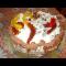 Фото Хеллоуинский шоколадный торт