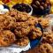 Фото Диетическое овсяное печенье с медом