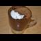Фото Двухслойный кофе