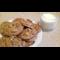 Фото Овсяно-ореховое печенье