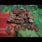 Фото Двухцветное печенье из кондитерского мешка