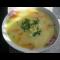 Фото Суп сырный с клецками