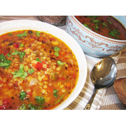 Рецепт: Суп из мелкого булгура