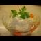 Фото Салат с сыром, яйцами и чесноком