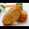 Фото Зразы из куриного фарша с куриным яйцом в пароварке, в микроволновке