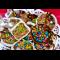 """Фото Новогоднее имбирное печенье """"Елочные игрушки"""""""