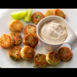 Рецепт: Котлеты из картофельного пюре