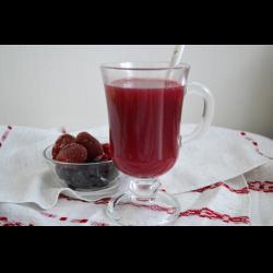 Рецепт: Кисель ягодный