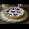 Фото Вишневый пирог ко Дню Влюбленных