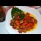 Фото Свинина с овощами и соевым соусом