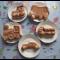Фото Трехслойный десерт к мужскому празднику