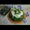 Фото Печеночный торт на 23 февраля