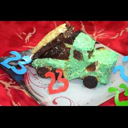 """Рецепт: Торт на 23 февраля """"Катюша"""""""