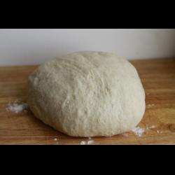Рецепт: Тесто на закваске для разной выпечки