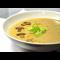 Фото Постный кукурузный суп с шампиньонами