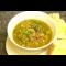 Фото Чечевично-гороховый суп на курином бульоне