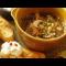Фото Постный суп с фасолью и грибами