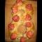Фото Сдобный пирог с вишней на 8 марта