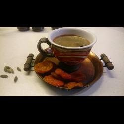 Рецепт: Кофе по-восточному