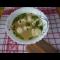 Фото Суп с сырными клецками