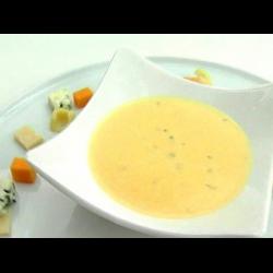 Рецепт: Сырный кляр