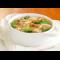 Фото Грибной суп с куриными крылышками