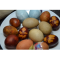 Фото Натуральный способ окраски яиц
