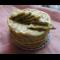 Фото Пышки на тесте с помидорным рассолом, начиненные ассетинским сыром
