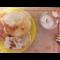 Фото Коржики слоеные с солью